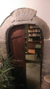 La biblioteca dell'Eremo