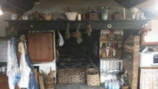 La cucina comune